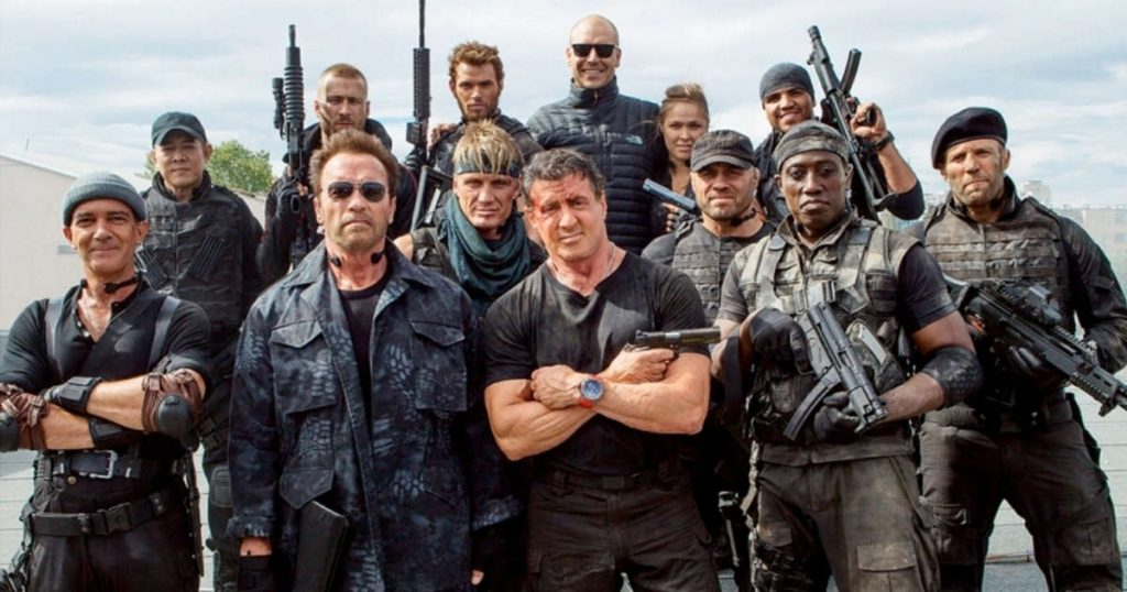 Sylvester Stallone Finally Has News On 'The Expendables 4'
