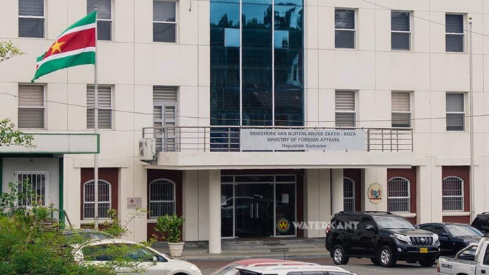Ministry of Foreign Affairs of Suriname